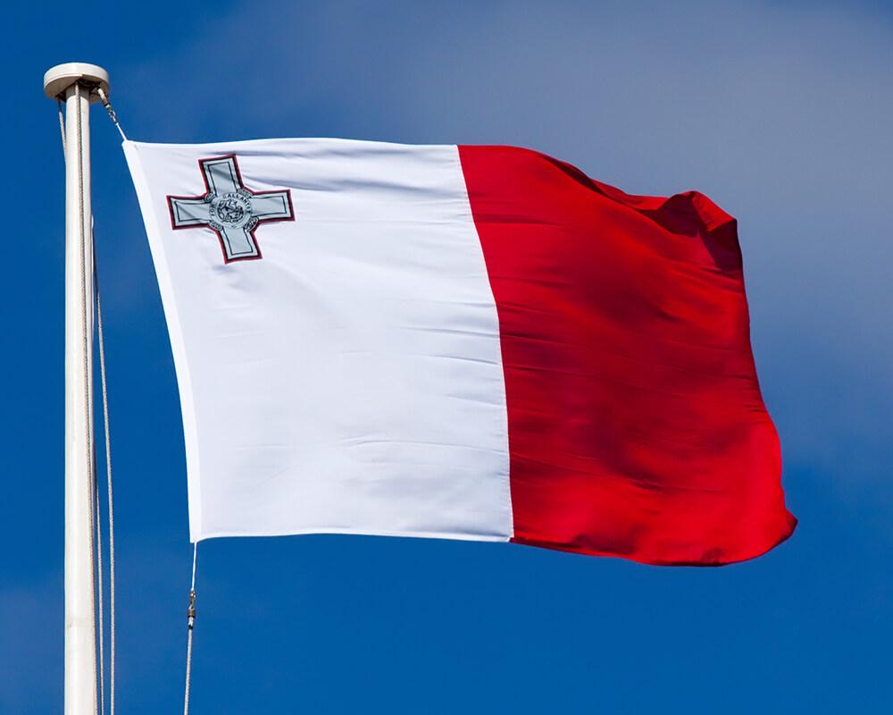 черепной мальта флаг фото для записей